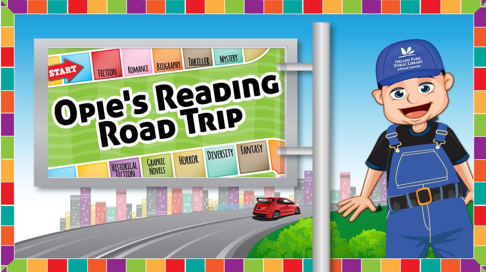 Opie's-Reading-Road-Trip-Millwork-Display