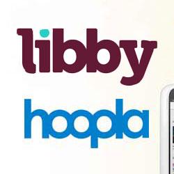 Ebooks Digital Libby Hoopla
